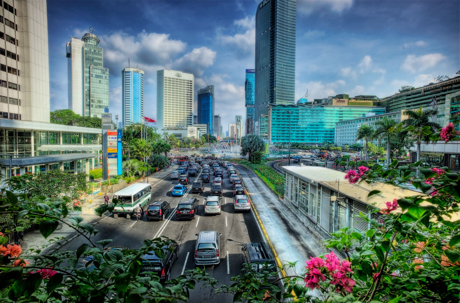 A tourist guide to bus travel in Indonesia…